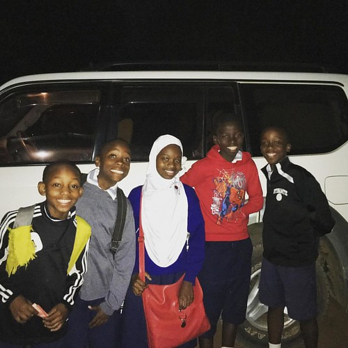 "Five of our primary school kids went on safari to Lake Manyara today with their school. It is so wonderful that not only are they getting a quality education but they get to see the amazing country they live in! Thank you to all of their amazing sponsors • <a style=""font-size:0.8em;"" href=""http://www.flickr.com/photos/59879797@N06/32701478914/"" target=""_blank"">View on Flickr</a>"