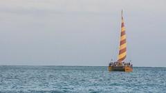 Na Hoku II (Oliver Leveritt) Tags: nikond7100 afsdxvrnikkor18200mmf3556gifed oliverleverittphotography hawaii oahu waikiki waikikibeach nahokuiii sailboat cruise boozecruise