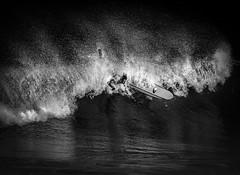 Wipeout (Mick Blakey) Tags: cornwall coastsurf wetsuit waves surfing surfers newquay fisralbeach coastal wipeout surf cornish surfboard coast adrenaline sea