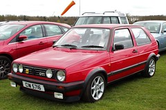 CIW 5716 (Nivek.Old.Gold) Tags: 1989 volkswagen golf gti 3door 1781cc lexusedgwareroad