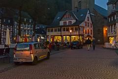 Monschau. Germany (Zinaida Belaniuk) Tags: monschau germany town spring night