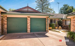 2/7 Aruma Avenue, Kellyville NSW