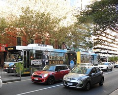 B2015-I am A Celebrity...Get Me Out Of Here! (damoN475photos) Tags: b2015 bclass route86 spencerst advertising i am a celebrityget me out of here yarratrams melbournetrams 2017