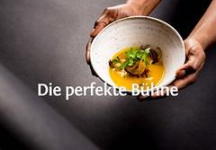 Die perfekte Bühne • LAIMA Ceramics (berlinerspeisemeisterei) Tags: essen finedining laimaceramics porzellan schale schüsseln soulfood steingut suppe teller tischkultur