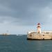 harbour lights | valletta | malta
