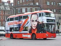 Arriva London - LT353 - LTZ1353 - Rimmel (Waterford_Man) Tags: arrivalondon hybrid rimmel lt353 ltz1353 wrightbus nrm