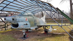 Fiat G.91R/3 c/n D446 German Air force serial 31+78 (sirgunho) Tags: germany merseburg luftfahrt und technik museumspark fiat g91 g91r3 cn d446 german air force serial 3178 luftwaffe preserved