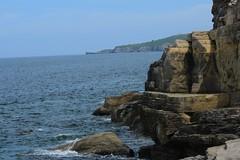 IMG_1198 (2)_1 (Pablo Alvarez Corredera) Tags: xixon gijon mar orilla puerto rocas roca zul azules cielo costa