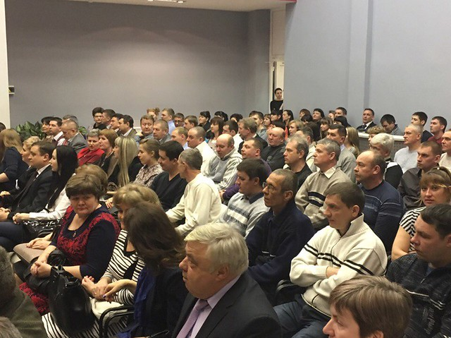Руководитель Подольска поздравил работников ЖКХ спрофессиональным праздником