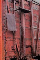 IMG_6703 (joyannmadd) Tags: galvestonrailroadmuseum texas trains railroad tracks traindpot museum historic cars engines memorobilia old sculptures silver diningcar menu plates wheels
