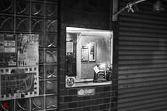 Reflections (gullevek) Tags: blackandwhite fujixt1 fujifilm fujinonxf35mmf2rwr japan light mirror night otaku things tokyo tokyoto yaguchi モノクロ 光 夜 大田区 日本 東京 東京都 物 矢口 鏡 ōtaku tōkyōto