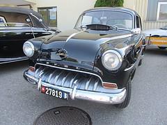 Opel Olympia Rekord, 1953 (v8dub) Tags: opel olympia rekord 1953 schweiz suisse switzerland bleienbach german gm pkw voiture car wagen worldcars auto automobile automotive old oldtimer oldcar klassik classic collector