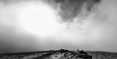 HIGH STREET, LAKE DISTRICT (pajacksonartist) Tags: high street highstreet lake district lakedistrict lakeland landscape lighting sky stunning summit snow mist mood mountain atmospheric walker walking hiker hiking cumbria clouds england