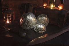 Dragon Eggs 3 (icantcu) Tags: lightpainting light painting lowlight low dark gothic medieval dragon egg scale theringlord knitting crafts diy hobby