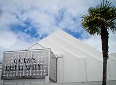 Art Deco, Napier NZ, Ocean Boulevard (kimbar/Thanks for 2.5 million views!) Tags: artdeco building napier newzealand palmtree