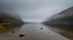 Low Cloud... (Tony Brierton) Tags: 30117 cowicklow glendalough mist morning upperlake