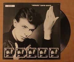David Bowie - Heroes - Royal Mail Fan Sheet (Darren...) Tags: