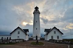 Hirtshals lighthouse (Hugo Sluimer) Tags: hirtshals lighthouse denmark denemarken