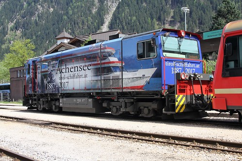 D15 Zillertalbahn Mayrhofen 25-04-2017