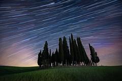 Tuscany StarTrails