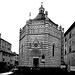 Pistoia, il Battistero di San Giovanni in Corte