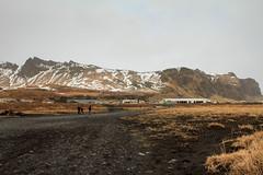 Vík (Numinosity (Gary J Wood)) Tags: iceland southshoretour vík