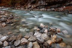 Riverside (Gr@vity) Tags: river bach fluss partnach partnachklamm 5dsr