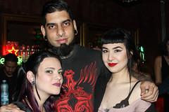 You Want It Darker (humb_lumi) Tags: gótico goth post punk festa são paulo party gothic rock musica gótica