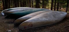 Canoes, Delaware Water Gap, Pennsylvania (nsandin88) Tags: pentax outdoors delawarewatergap nationalpark forest park exploration pentaxk1 k1 pa explore canoe dingmansferry pennsylvania unitedstates us
