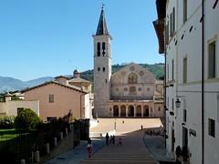 Duomo di Spoleto (giorgiorodano46) Tags: aprile2013 april 2013 giorgiorodano spoleto umbria italy chiesa cattedrale church duomo santamariaassunta