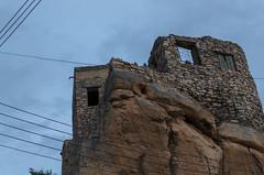 where hermits reside (khaled zaza) Tags: hermit home stone window rock