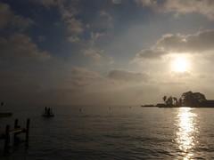 Sunrise @Lake Conroe (Koh Takahashi) Tags: 28mm gr grd grdiv ricoh sunrise usa lake nature light cloud houston texas