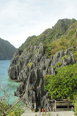 View from Matinloc Shrine 21 (Journey of A Thousand Miles) Tags: philippines elnido asia 2017 palawan seascape ocean sea island