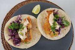 P1050134 (Tiki Chris) Tags: tacos fishtacos cod skrei ohmycod chipotlemayonnaise recipe recipebeerbatterbacalaotacoswithchipotlemayonnaise beerbatterbacalao beerbatter bacalao saltcod