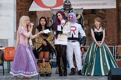 (Cristiano Repetti) Tags: cosplay festival fumetto piacenza scherma zombie