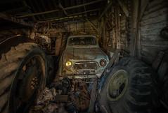 DSC_4313 (Foto-Runner) Tags: urvbex lost decay abandonné épaves car voitures ferme