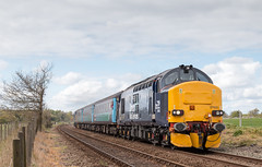 37423 / 37403 - Buckenham - 2J80 (Class313) Tags: aga greater anglia direct rail services drs class 37 37423 37403 2j80 short set