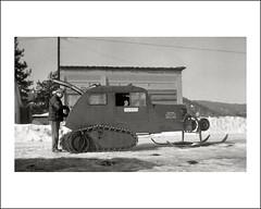 Vehicle Collection (7860) - Tucker Sno-Cat (Steve Given) Tags: workingvehicle automobile motorvehicle tucker snocat oregon 1950s
