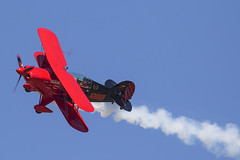 Spencer Suderman (KRIV Photos) Tags: n260gr pitts riverside s2b spencersuderman airshow performer