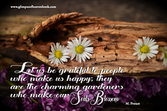 Let Us Be Grateful to People Who Make Us Happy...The Power of Kindness (GlimpseofHeavengirl) Tags: adversity blessings choices divinepotential glimpseofheaven god goodpeople gratitude happiness jesuschrist kindness life love personalgrowth personalpower positiveinfluence purpose purposeoflife thankfulness thanksgiving transformation