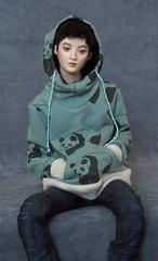 New handsome asian boy (JRDolls) Tags: asianboy oppa boydoll bjd doll artdoll unique craft art love mywork jrdolls arttoy gift