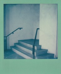 (deep_blue_sea_1956) Tags: polaroidslr680 impossible600film impossibleproject carlsbad architecture roidweek2017 polaroidweek2017