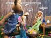 Easter 2017 (alegras dolls) Tags: osterhase ostern easterbunny easter barbie fashiondoll 16scale paintedeggs chicken diorama küken