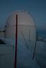 Les balises (mll) Tags: aat balises bâtons neige observatoire picdumidi picdumididebigorre pyrénées rouge lightroom