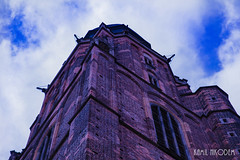 Tower und clouds (Kamil Nikodem) Tags: photos photographer kamilnikodem daytime day daylight wroclaw poland polska city sony canon nikon photooftheday featured sweet colorful highest sky clouds church tower