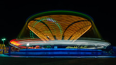 Flying Saucer (jcjocom) Tags: nightphotography yokohama japan longexposure