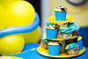 IMG_7502 (Mainuddin Minhaz) Tags: cup cake birthday baby yellow blue minions