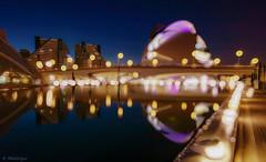 A bit inebriated in Valencia ((Ruud) Reddingius) Tags: valencia cac bluehour blauweuurtje evening españa spanje spain horaazul