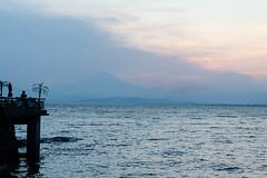 (juliafrenchfrey) Tags: japan asia travel vacation adventure mountfuji fujisan sunset sky enoshima