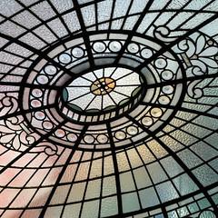 GOMA (John fae Fife) Tags: detail fujifilmx stainedglass xe2 scotland goma galleryofmodernart glasgow